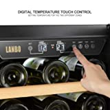 Lanbo 15 Inch Wide Dual Zone Wine