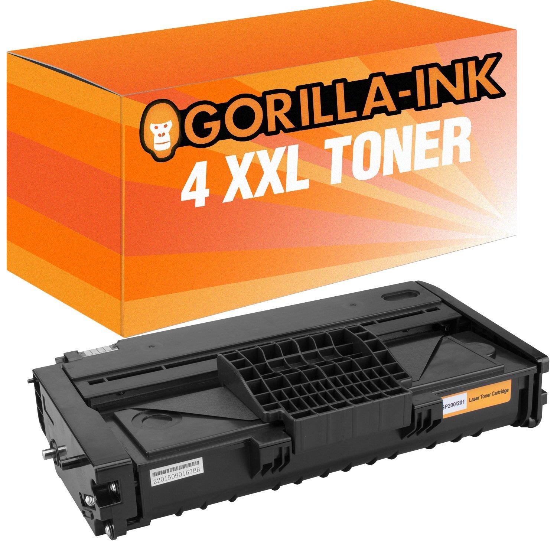 4x ECO Toner XXL für Ricoh SP-213-SNw SP-213-SFNw SP-213-w SP-213-nw SP-213-SUw