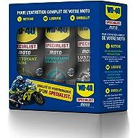 WD-40 33345 Spécialiste Moto Kit d'entretien