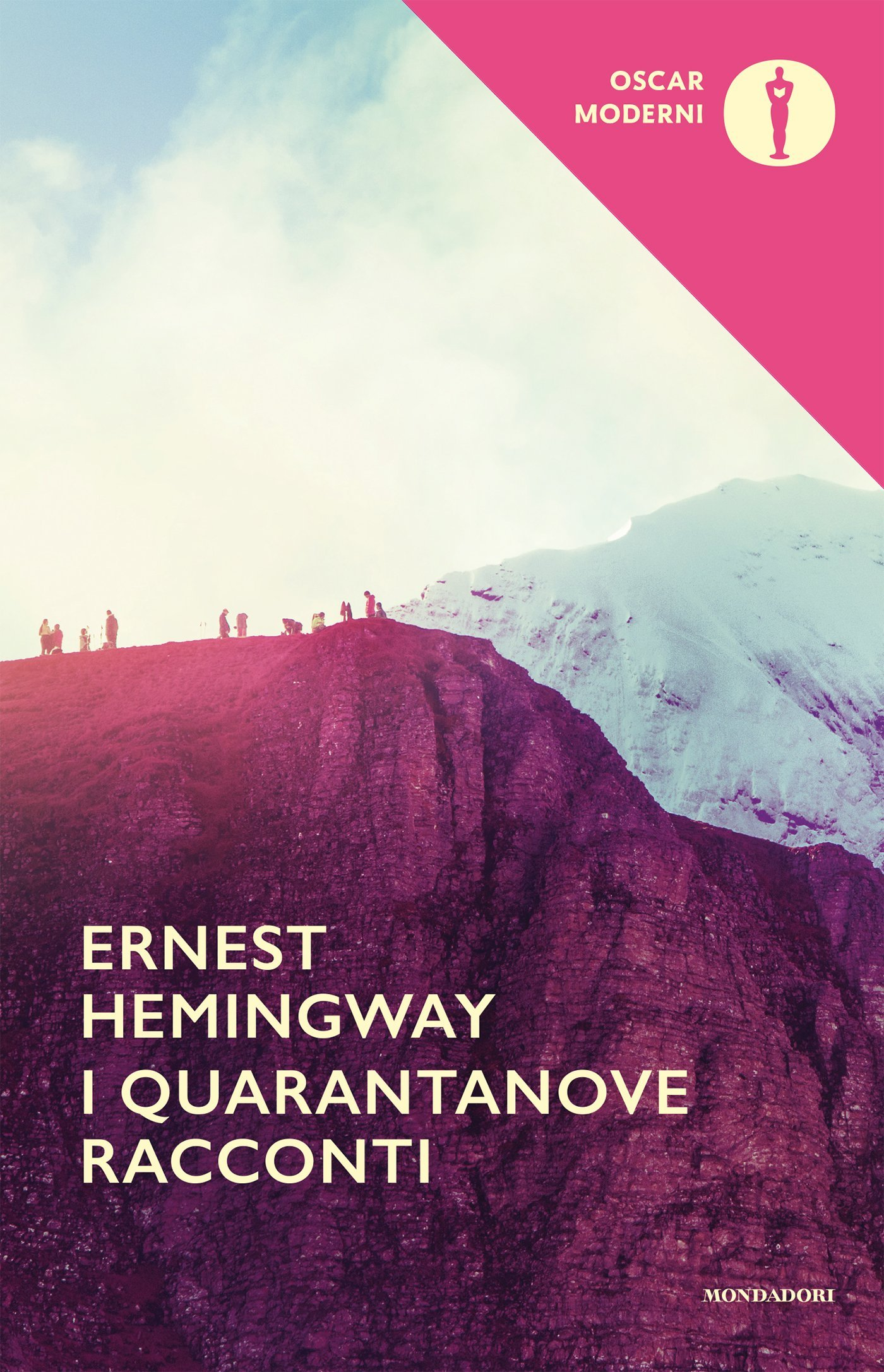I quarantanove racconti Copertina flessibile – 24 mag 2016 Ernest Hemingway Mondadori 8804668334 Classics