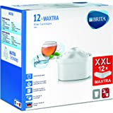 BRITA MAXTRA Water Filter Cartridges - Pack of 12