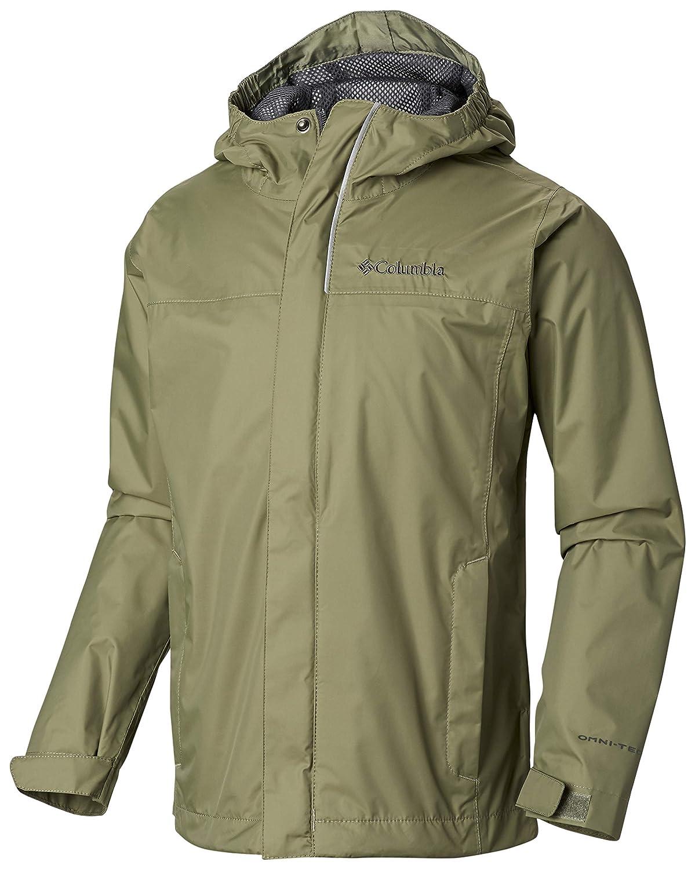 Columbia Youth Boys Watertight Jacket, Waterproof & Breathable