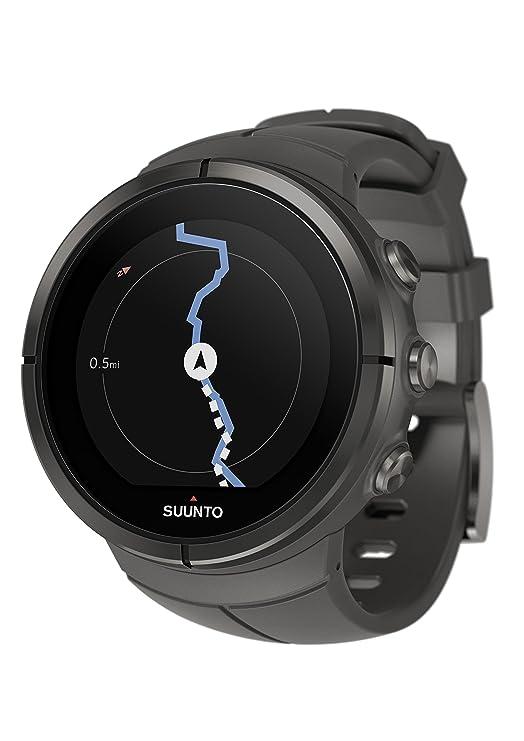Suunto - Spartan Ultra Stealth Titanium - SS022657000 - Reloj Multideporte GPS - Talla única - Gris Titanio: Amazon.es: Deportes y aire libre