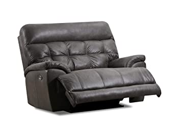 Lane Home Furnishings POWER CUDDLER RECLINER, grey