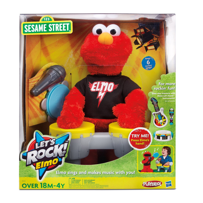 Sesame Street Let's Rock Elmo by Sesame Street (Image #4)