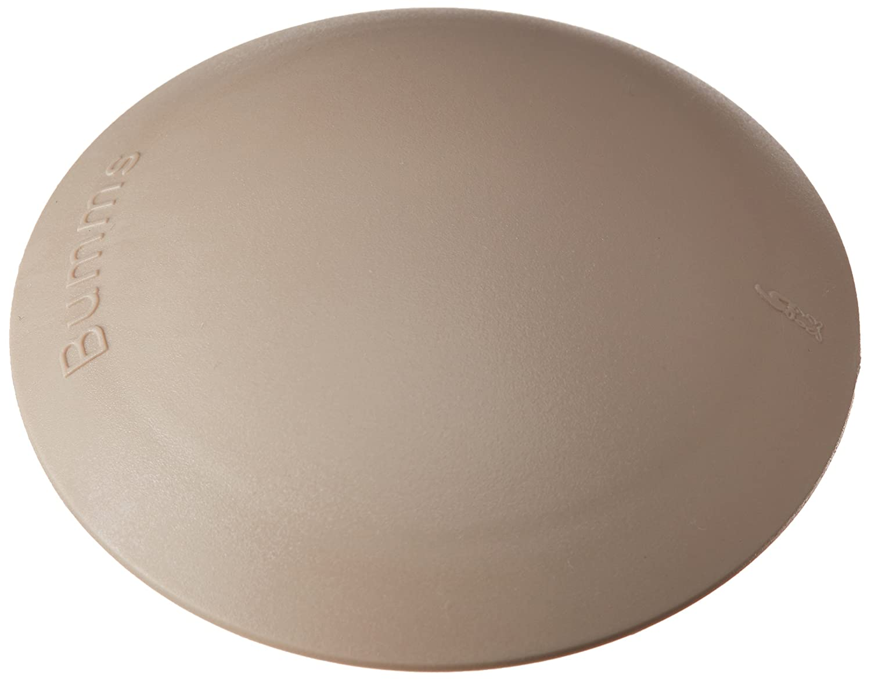 Türstopper Bumms Kunststoff weiß 18x60mm 4 St. HSI 664107.0
