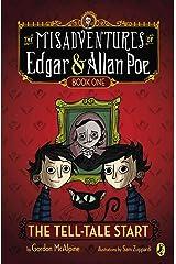 The Tell-Tale Start (The Misadventures of Edgar & Allan Poe) Paperback