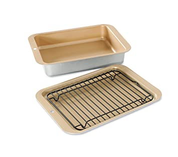 Review Nordic Ware Compact Ovenware