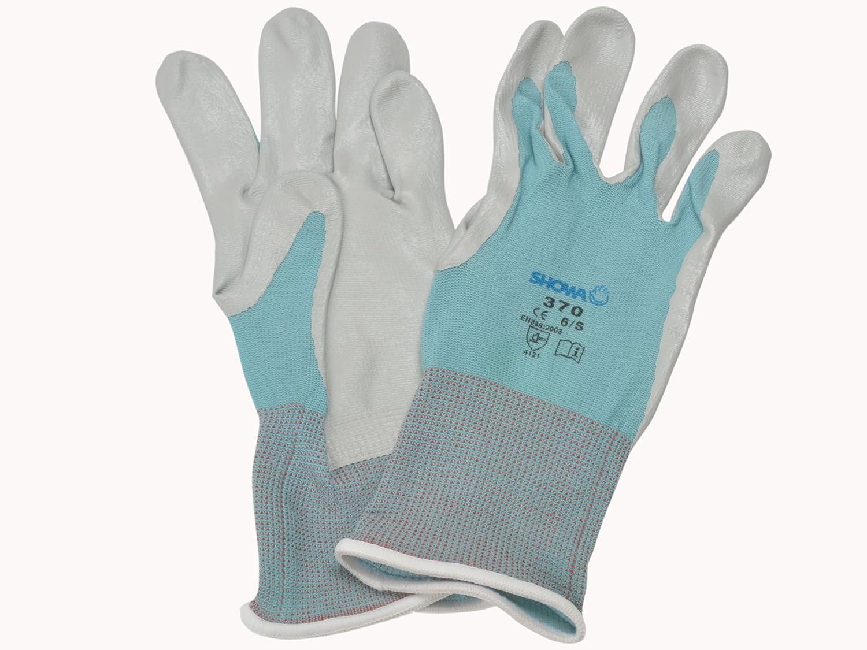 SHO G370G3 Large Floreo Gloves - Green SHOG370G3