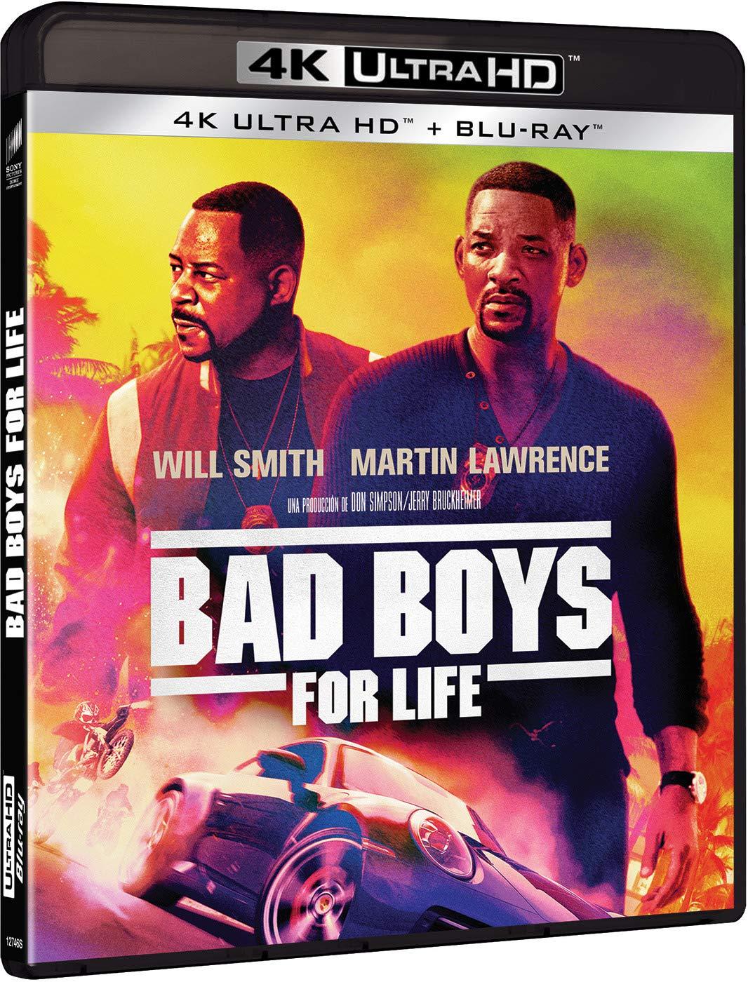 Bad Boys 3: Bad Boys for Life (4K UHD+BD) [Blu-ray]