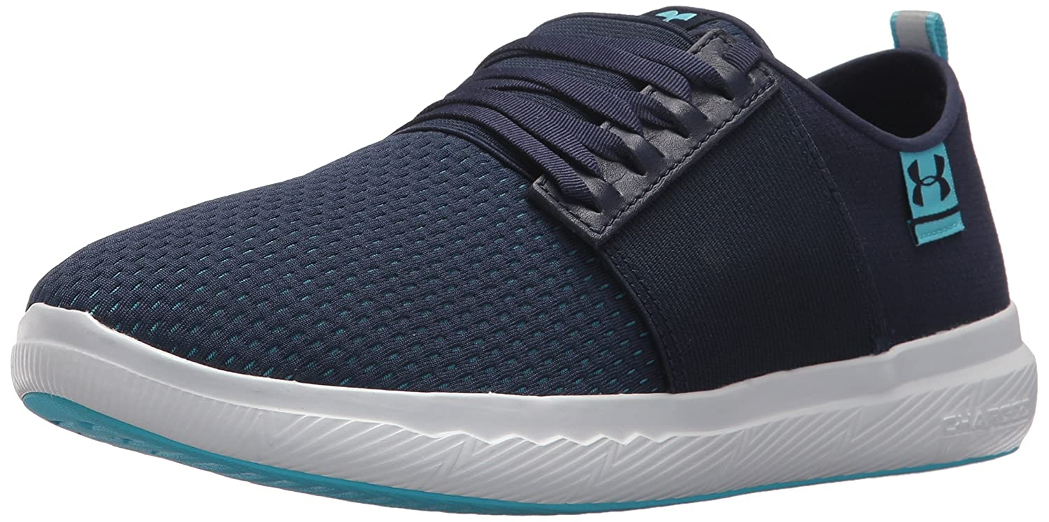 Under Armour Women's Charged 24/7 Low NM Running Shoe B075872XM6 8 M US Midnight Navy (400)/Island Blues