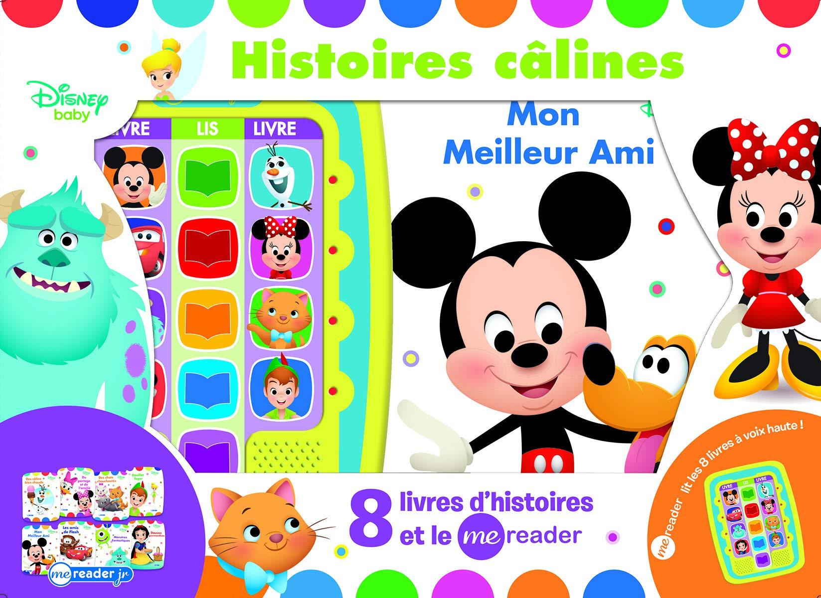 Coffret Histoires Calines Disney Baby 8 Livres D Histoires