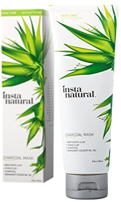InstaNatural Charcoal Mask for Face