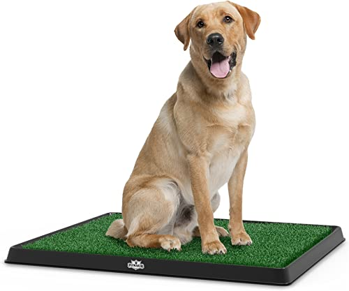 Artificial-Grass-Bathroom-Mat-for-Puppies-and-Small-Pets