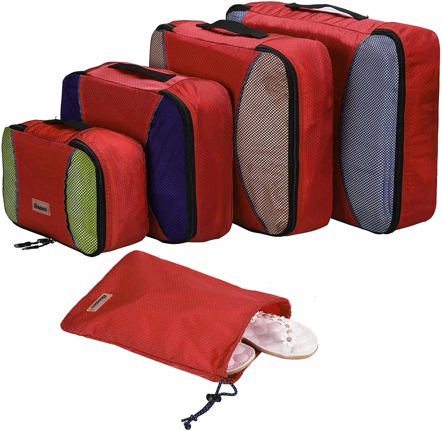 Carsget Packing Cube Set Packing Organizers