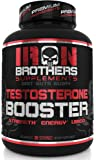 Testosterone Booster for Men Supplement Natural Energy, Strength, Libido & Stamina - Lean Muscle Growth - Promotes Fat Loss Increase Male Performance & Vitality Build Mass 90 Veggie Caps Pills