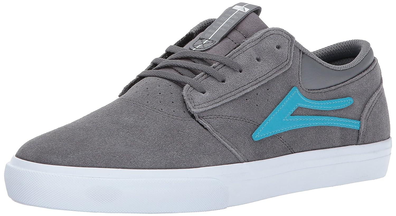 Lakai Griffin Skate Shoe B01N10LND0 6 M US|Grey Suede