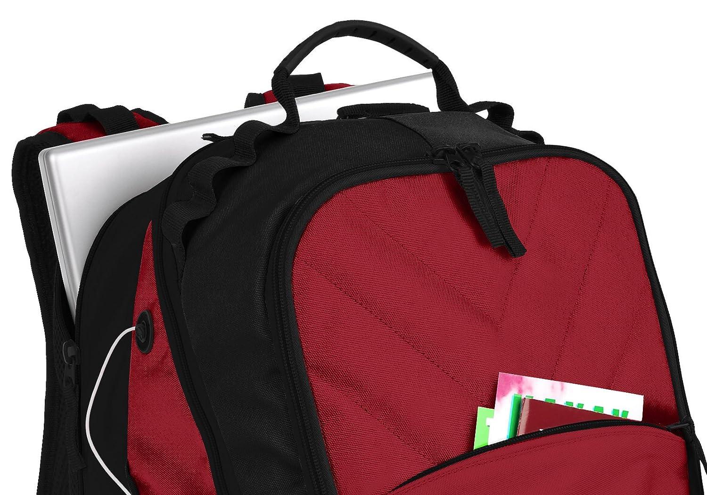 Broad Bay Arizona Wildcats Backpack Red University of Arizona Laptop Computer Bags