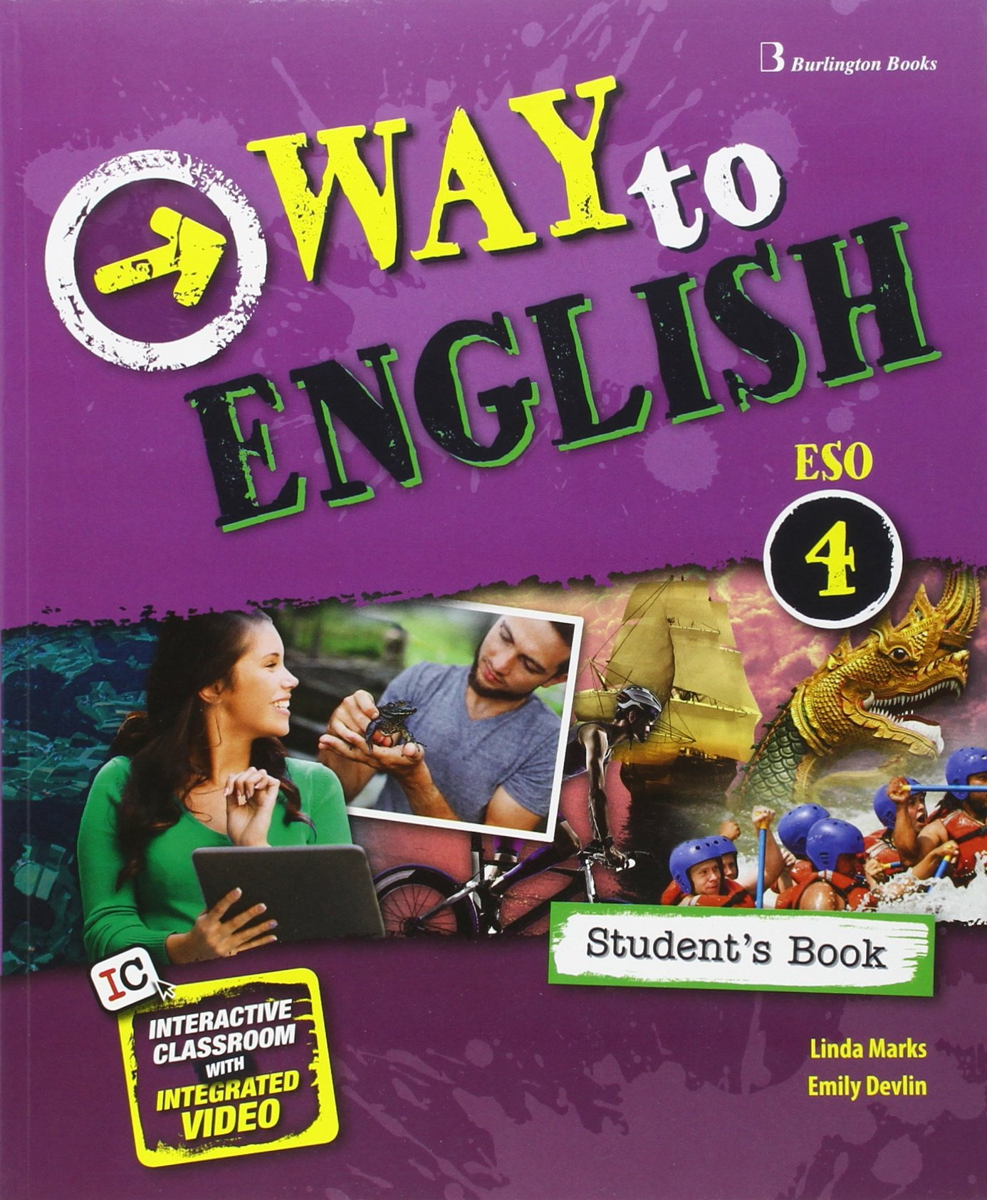 Way To English ESO 4 Students Book: Amazon.es: Varios autores: Libros en idiomas extranjeros
