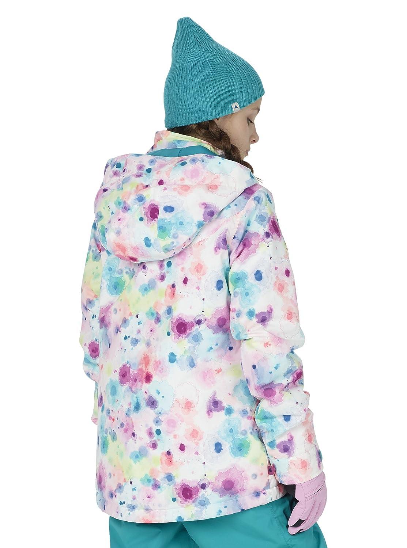 Niña Para Brrs5 Jacket Snowboard burton Elodie Burton Chaqueta ZxFw4WIqUX