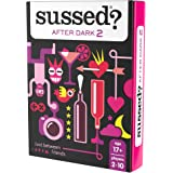 SUSSED After Dark 2 (Hilarious Cheeky Conversation Card Game) (Find Out Who Knows Who Best) (NSFW)