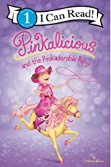 Pinkalicious and the Pinkadorable Pony (I Can Read Level 1) Kindle Edition