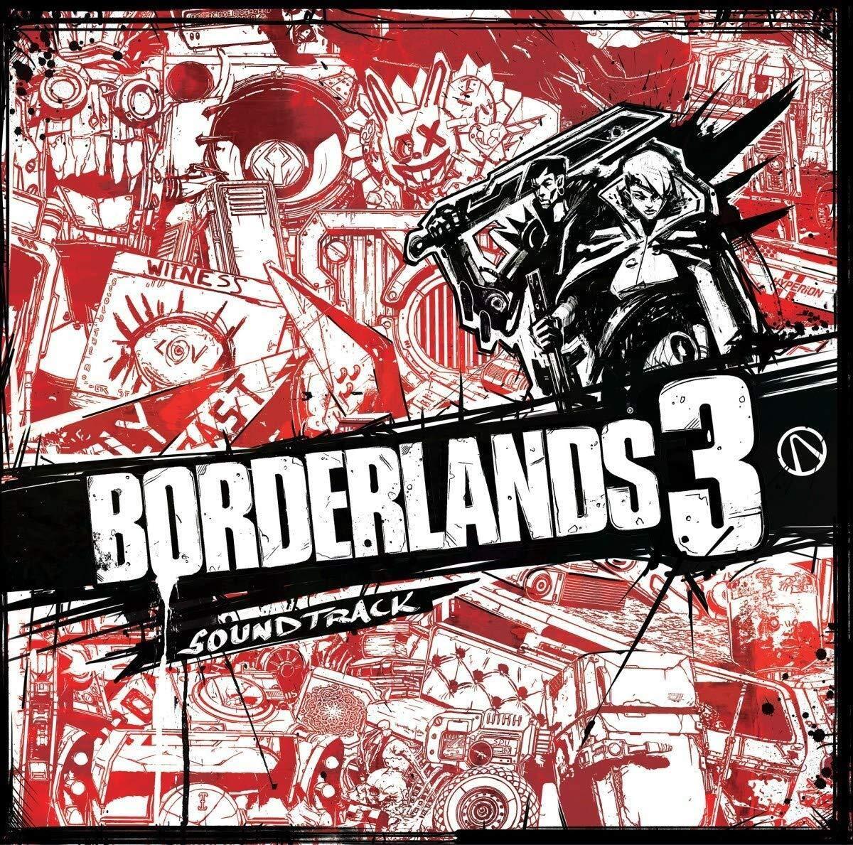 Various Artists Borderlands 3 Original Soundtrack Amazon Com Music Borderlands 3 deluxe edition xbox one. various artists borderlands 3