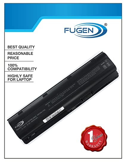 Amazon buy fugen 6 cell 4000mah laptop battery for hpblack fugen 6 cell 4000mah laptop battery for hpblack6cellcq424fg1 fandeluxe Choice Image
