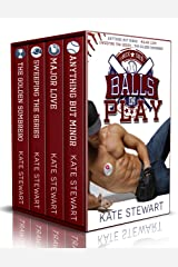 Balls in Play Box Set: Anything but Minor, Major Love, Sweeping the Series, The Golden Sombrero Kindle Edition
