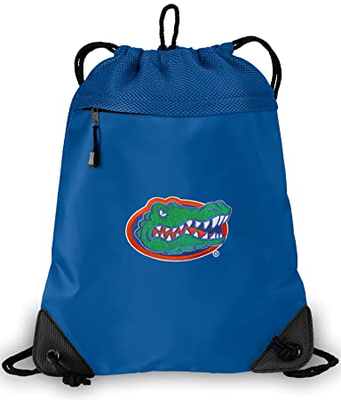Amazon.com : OFFICIAL University of Florida Drawstring Backpack ...
