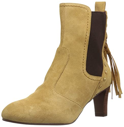 b84630dcd912 See By Chloe Women s Dasha Midheel Fashion Boot  Amazon.co.uk  Shoes ...