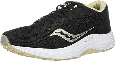 Saucony Clarion 2 Black//Tan Zapatillas de Atletismo para Mujer