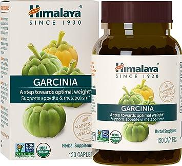 Amazon.com: Himalaya Tabletas orgánicas de garcinia ...