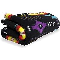 Nu Trendz Southwest Design (Navajo Print) Comfy Fleece Throw Blanket