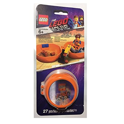 LEGO Movie 2 Emmet Minifigure and Pod 853874 27 Pieces: Toys & Games [5Bkhe0206816]