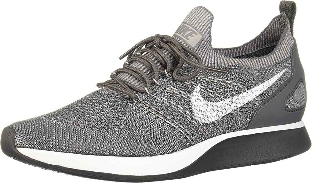bf75a2ee5 Amazon.com | NIKE Men's Air Zoom Mariah Flyknit Racer, Gunsmoke/White-Atmosphere  Grey, 8 M US | Road Running