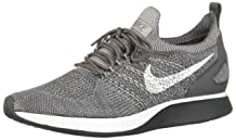 Air Zoom Mariah Flyknit Racer 918264 009 Grey/ White Size 10