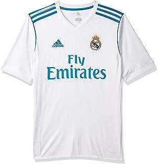 02cc12b2c5b20 adidas H JSY Y Camiseta 1ª Equipación Real Madrid 2017-2018