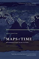 Maps of Time: An Introduction to Big History (California World History Library Book 2) (English Edition) eBook Kindle