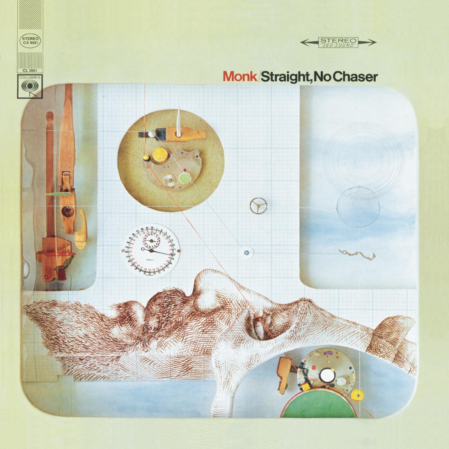 Thelonious Monk - Straight, No Chaser - Amazon.com Music