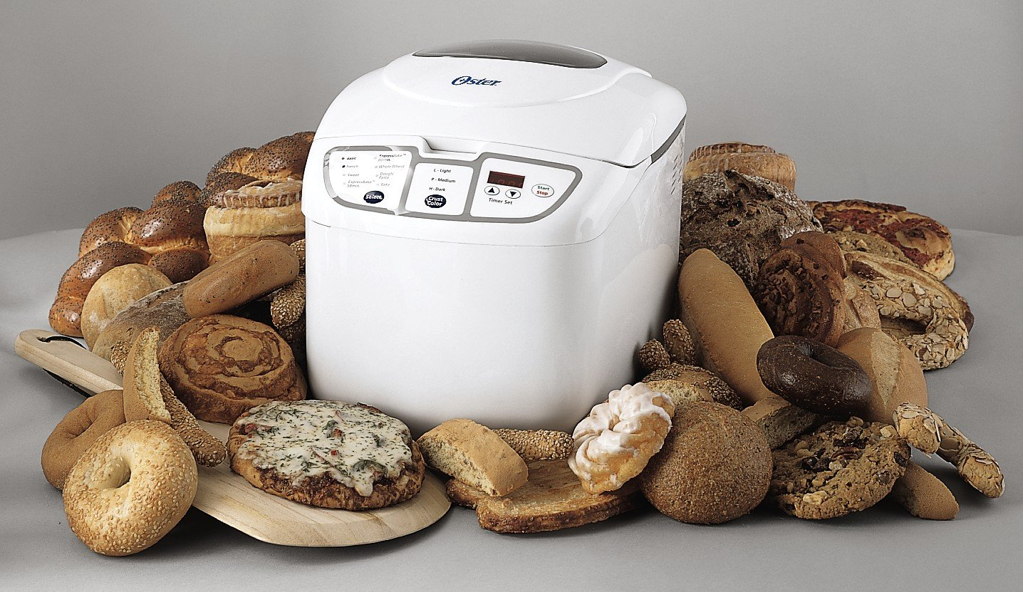 Image result for Features of Oster bread making machine
