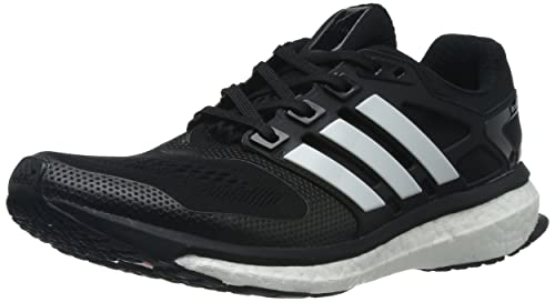 on sale 7a375 bb00f adidas, Energy Boost 2 ESM, Scarpe Sportive, Uomo, Multicolore (C  BlackFtwwhtSolred), 42 23 Amazon.it Scarpe e borse