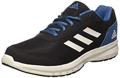 Adidas Men's Galactus 2.0 M Cblack/Ftwwht/Corblu Running Shoes - 10 UK/