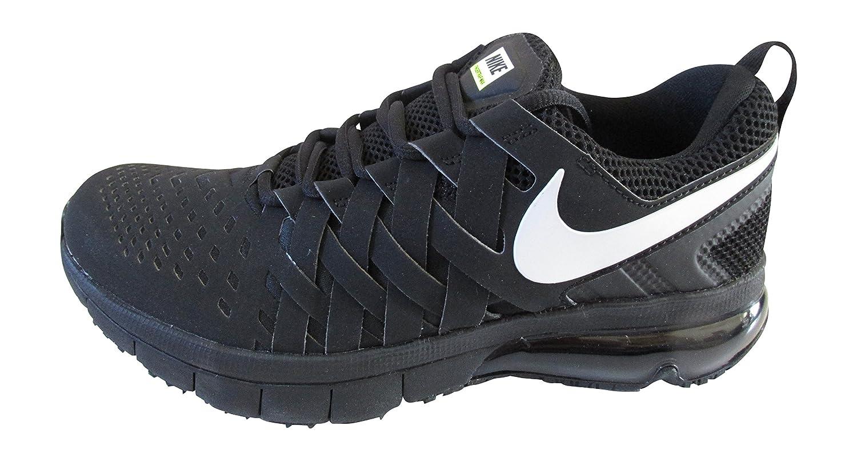 check out 93fa4 ec376 Amazon.com   nike fingertrap max TB mens trainers 666410 sneakers shoes (uk  7 us 8 eu 41, black white 010)   Fitness   Cross-Training
