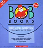 BOB Books SIGHT WORDS COLLECTION Book Box Set [Kindergarten & First Grade]