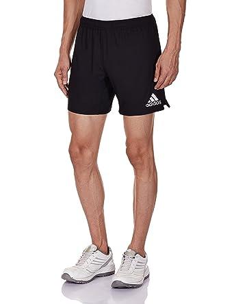 ShortsblackAt Adidas Men's 3 Performance Stripe Rugby Amazon O8nPkNXZ0w