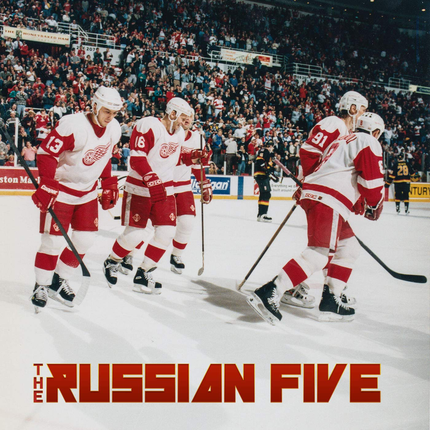 Amazon.com: The Russian Five DVD Official Movie Documentary ...