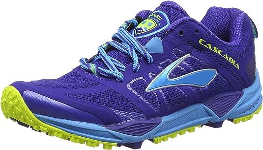 Brooks Cascadia 11, Zapatillas de Deporte para Mujer: Amazon.es: Zapatos y complementos