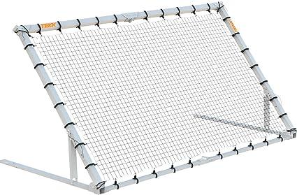 "60/' x 10/' Soccer Basketball Batting Cage Netting 2/""  #7"