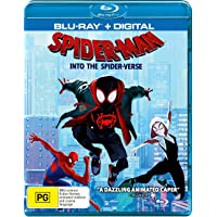 Spider-Man: Into The Spider-Verse (Blu-ray + Digital)